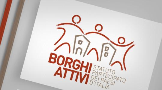 BORGHI ATTIVI – Brand Identity