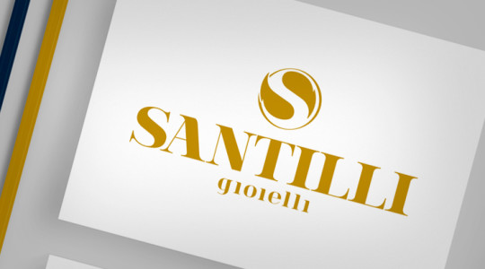 SANTILLI GIOIELLI – Brand Identity
