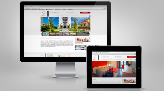 HOTEL EDEN – Web Design