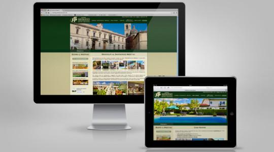 HOTEL MEETING – Web Design