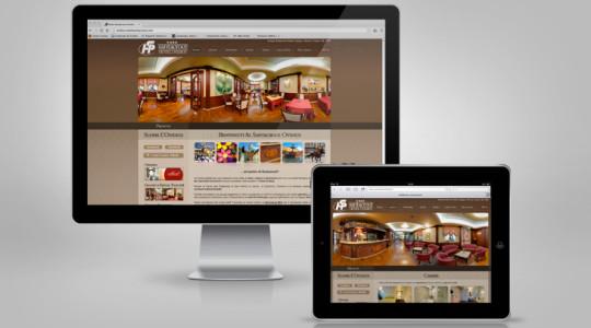 HOTEL OVIDIUS – Web Design