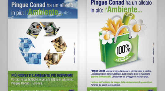 PINGUE CONAD – Wide Format