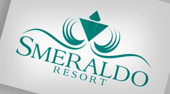 SMERALDO RESORT – Brand Idenity