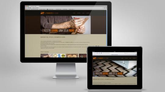 IL PAVIMENTO DI LEGNO – Web Design