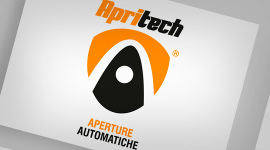 APRITECH – Brand Identity