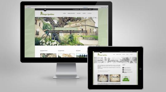 BORGO SPOLTINO – Web Design