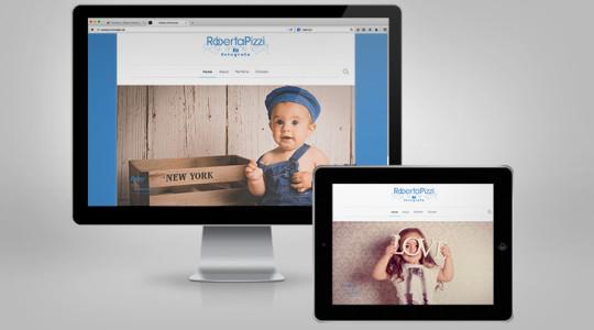 ROBERTA PIZZI –  Web Design