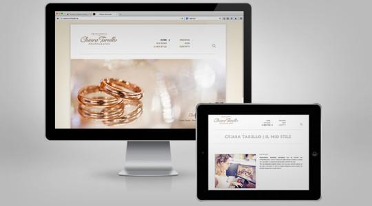 CHIARA TARULLO – Web Design